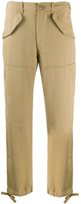 Polo Ralph Lauren Twill Cargo Trousers