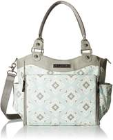 Petunia Pickle Bottom City Carryall in Sleepy San Sebastian Diaper Bag