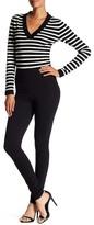 Veronica Beard Harlequin High Waist Skinny Pants