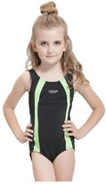 loveU One-Piece Sports Swim Children Kids Girl Swimsuit Swimwear Swim suit