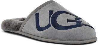 UGG Logo Scuff Slipper