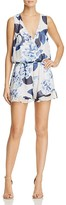 Show Me Your Mumu Floral Print Riri Romper - 100% Exclusive