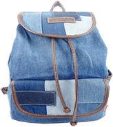 UNIONBAY Union Bay Denim Colorblock Patched Messenger Bag