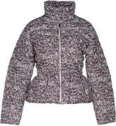 ELISABETTA FRANCHI ICY Down jackets - Item 41713488