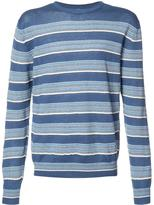 Loewe striped sweater - men - Cotton/Linen/Flax/Polyamide - 2