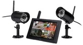 A.L.C. AWS2155 Touch Screen Wireless Surveillance System - Black