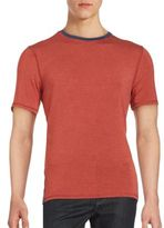 Revo Two-Toned Short Sleeve T-Shirt