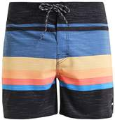 Rip Curl Retro Sector Swimming Shorts Black