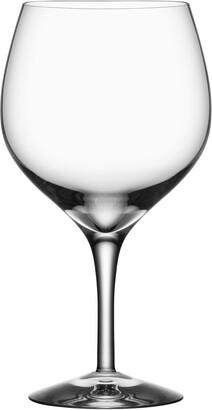 Orrefors Set of 4 Lead Crystal Gin & Tonic Glasses