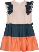 Roksanda Ilincic Edelyn silk dress 4-12 years