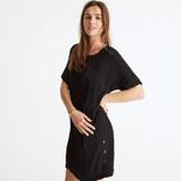 Madewell Journal Side-Button Dress