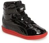 Puma Toddler Boy's Sky Ii Hi High Top Sneaker