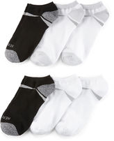 JCPenney Xersion 6-pk. No-Show Ventilated Liner Socks