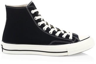Converse Vintage Canvas Chuck 70 High-Top Canvas Sneakers
