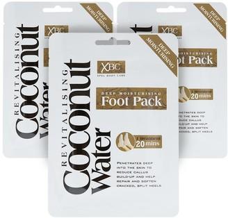 Envie Revitalising Coconut Water Foot Treatment X3