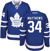 Reebok Auston Matthews Toronto Maple Leafs Home Jersey