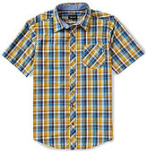 Marmot Ridgecrest Plaid Short-Sleeve Woven Shirt