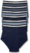 Hanes Platinum Men's Underwear, Brief 6 Pack