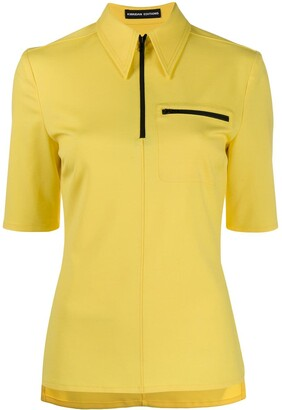Kwaidan Editions slim fit polo shirt