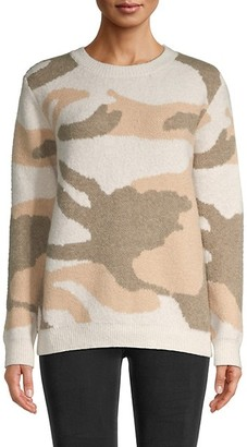 Stitchdrop Camo Sweater