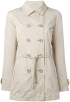 Herno belted trench coat - women - Cotton/Polyester/Acetate - 40