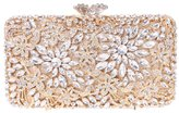 Ainemay Flower Purses And Wallets For Women Crystal Evening Clutch Bags