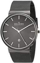 Skagen Men's SKW6108 Ancher Grey Mesh Watch