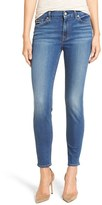 7 For All Mankind 'b(air) - The Ankle' Skinny Jeans