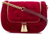 Anya Hindmarch tassel detail shoulder bag