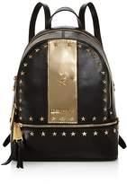 MICHAEL Michael Kors Rhea Star Stud Medium Leather Backpack - 100% Exclusive