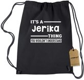Expression Tees Backpack It's A Jerika Thing Drawstring Backpack