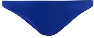 JADE SWIM Expose Bikini Briefs - Womens - Blue
