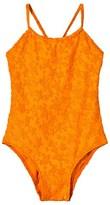 Vilebrequin Orange Multi Turtle Swimsuit