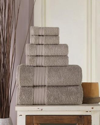 Enchante Home Luna Turkish Towel 6Pc Set