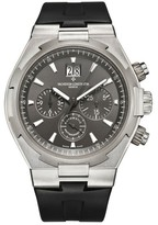 Vacheron Constantin 49150/000w-9501 Overseas Chronograph Grey 42.5mm Watch