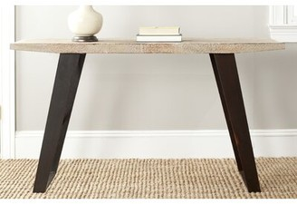 Safavieh 53.2 Solid Wood Console Table