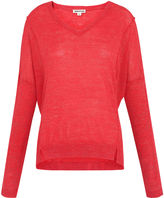 Whistles V Neck Relaxed Knit