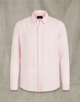 Belstaff BURSTOCK POCKET SHIRT Pink