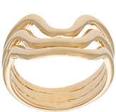 Aurelie Bidermann wavy ring