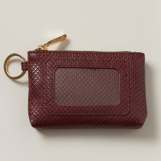 Love & Lore Love And Lore Keychain Id Wallet Auburn Snake