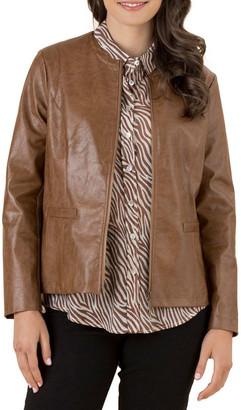 Gordon Smith Faux Leather Jacket