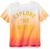 "Old Navy ""Explore the World"" Slub-Knit Tee for Toddler Boys"