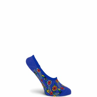 Ozone Women's Floral no Show Sock