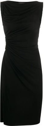 Tom Ford Ruched Fitted Dress