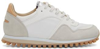 Spalwart White Marathon Trail Low WBHS Sneakers