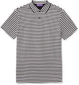 Ralph Lauren Purple Label Striped Pima Cotton-jersey Polo-shirt