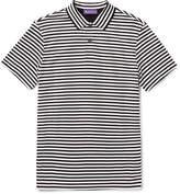 Ralph Lauren Purple Label Striped Pima Cotton-Jersey Polo-Shirt