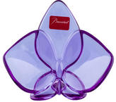 Baccarat Crystal Orchid Figurine