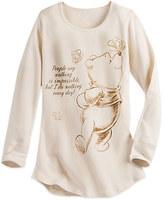 Disney Winnie the Pooh Long Sleeve Thermal Tee for Women