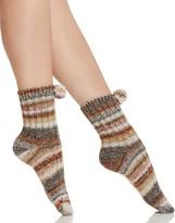 Free People Staycation Pom-Pom Socks